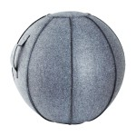 Κάλυμμα για Μπάλα Γυμναστικής Amila Gymball 65cm Γκρι