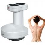 Θεραπευτική Ηλεκτρονική Συσκευή - Βεντούζα για Μασάζ και Λιποδιάλυση - Intelligent Gravity Cupping Λευκό