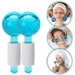 Ενεργειακό Μασάζ Ματιών & Προσώπου Ice Globes - Facial Cooling Globes