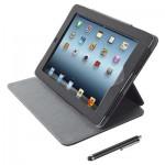 eLiga Κομψή Θήκη και Βάση στήριξης με Γραφίδα για iPad TRUST 18728