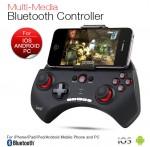 Bluetooth Ασύρματο Χειριστήριο Παιχνιδιών γιά iPhone, iPod, iPad, Android, Tablet iPEGA PG