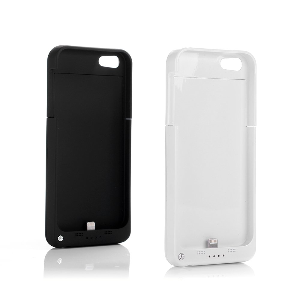 charger case for iphone 5s power bank 2200mah ultra slim θήκη με ισχυρή μπαταρία 9602