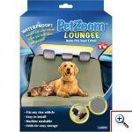 Pet Zoοm Lounge - Κάλυμμα Καθίσματος Αυτοκινήτου για τα Κατοικίδια