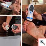 Συσκευή Περιποίησης Ποδιών και Αφαίρεσης Κάλων - PediSpin