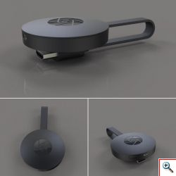 Αντάπτορας Σύνδεσης Smartphone με TV - WiFi Dongle MiraScreen με HDMI