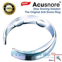 Acusnore AntiSnore Ring - Δακτυλίδι κατά του Ροχαλητού