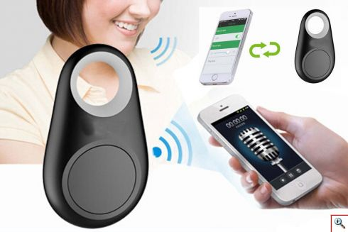 Bluetooth GPS Tracker - Αντικλεπτική Συσκευή I-tag Anti Lost Alarm Smart Finder